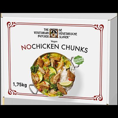 The Vegetarian Butcher NoChicken Chunks, 1,75 kg