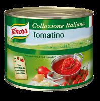Knorr Tomatino, 2 kg - Knorr Tomatino har en fyldig og koncentreret tomatsmag