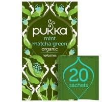 Pukka Mint Matcha Green ØKO 4x20 breve -