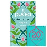 Pukka Mint Refresh ØKO 4x20 breve -