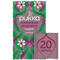 Pukka Motherkind Pregnancy ØKO 4x20 breve -
