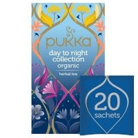 Pukka Sampak Day to Night Collection 4x20 breve -