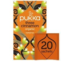 Pukka Three Cinnamon ØKO 4x20 breve -