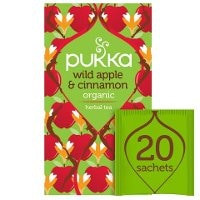 Pukka Wild Apple Cinnamon ØKO 4x20 breve -