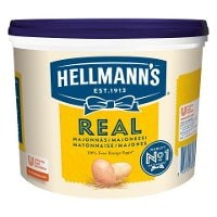 Hellmann´s Real Mayonnaise 10 kg -