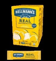 Hellmann's Mayonnaise Portion pack, 198x10ml -