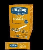 Hellmann's Sennep Portion Pack, 198x10ml -