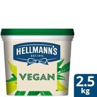 Hellmann's Vegan Mayonnaise 2,5 kg -
