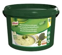 Knorr Blomkål- og broccolisuppe 1 x 3 KG / 30 L -