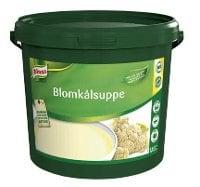 Knorr Blomkålssuppe, pasta 1 x 4 KG / 40 L -
