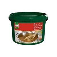 Knorr Brun basissauce 3,75 kg /  50 l -