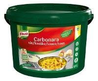 Knorr Carbonara sauce 3,75 kg / 27 l -