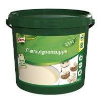 Knorr Champignonsuppe, pasta 1 x 4 KG / 40 L -
