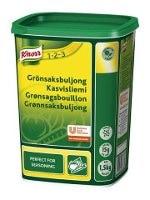 Knorr Grønsagsbouillon, granulat 1,5 kg / 100 l -