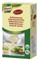 Knorr Hollandaisesauce, serveringsklar, 6 x 1 liter -