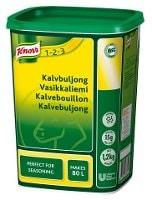Knorr Kalvebouillon, granulat 1,2 kg / 80 l -