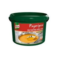 Knorr Paprigano sauce 3 kg / 25 l -