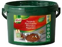 Knorr Pebersauce 3,6 kg / 30 l -