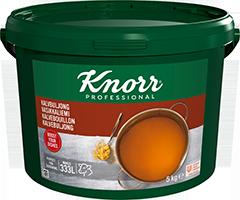 Knorr Kalvebouillon, granulat. økonomi  5 kg / 333 L -