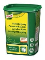 Knorr Svinebouillon, granuleret 1,5 kg / 100 l -