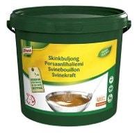 Knorr Svinebouillon, pasta, økonomi 5 kg / 200 L -