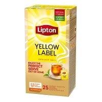 Lipton Yellow Label, Catering te, 6 x 25 breve -