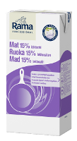 Rama Mad 15% laktosefri, 1 L