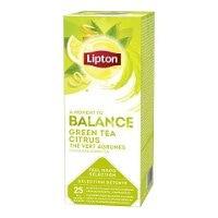Lipton Green Tea Citrus, 6 x 25 breve -