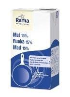 Rama Mad 15% - Rama Mad 15% holder strukturen fra start til slut i alle varme retter