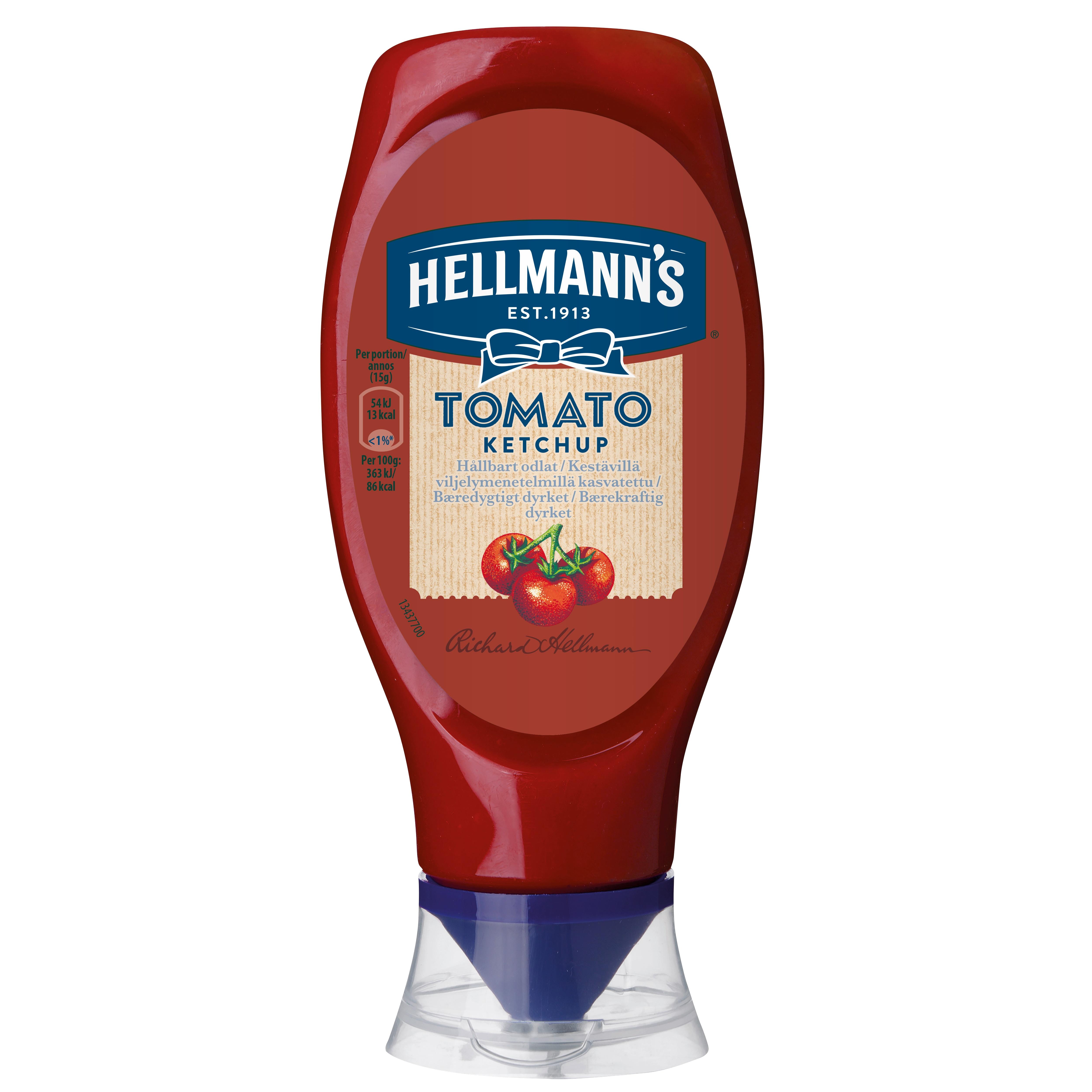Hellmann's Ketchup - Squeeze 430 ml