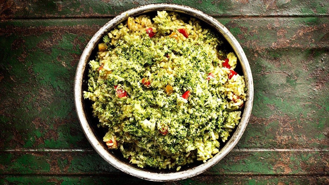 Arroz De Brocolis - Broccoli og ris