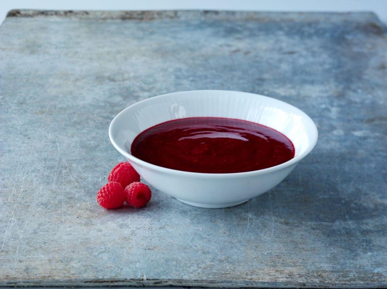 Hindbærsuppe